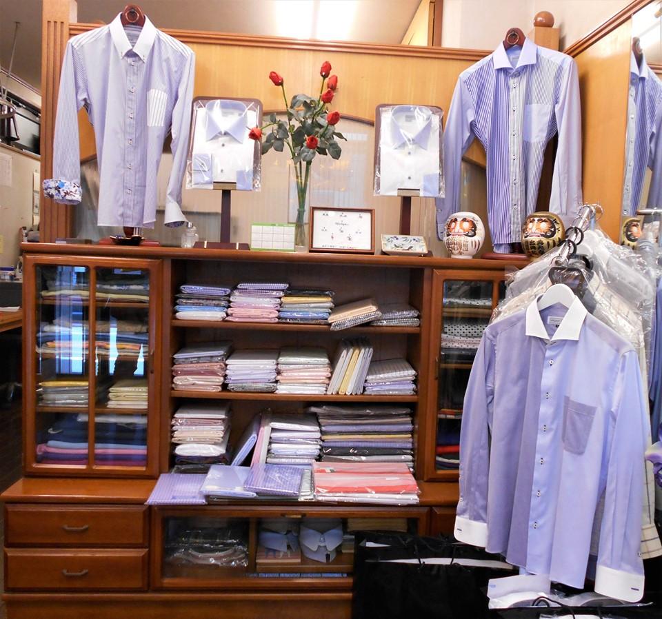 オカダヤの店内の画像。