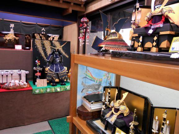 人形の昇玉 店内画像