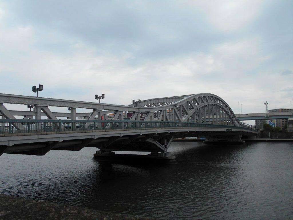 白鬚橋の画像。