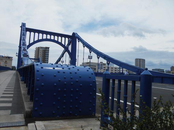 清洲橋の画像。