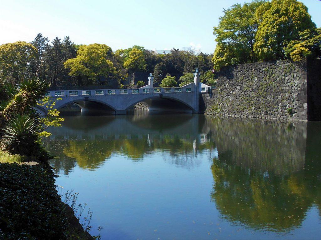 竹橋の画像。