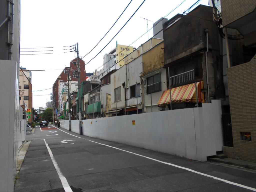 旧栄橋商店街跡の画像。