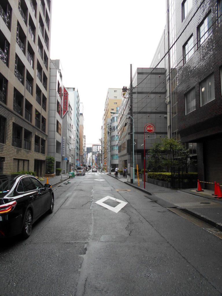 大丸新道の現在の画像。