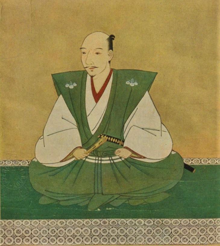 「織田信長画像」(『愛知県史-第1巻』愛知県、1935-国立国会図書館デジタルコレクション)の画像。