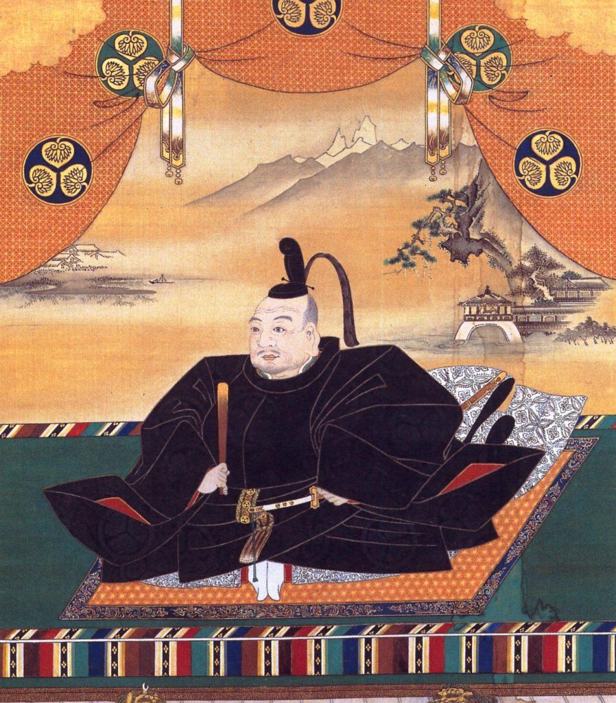 徳川家康画像(Wikipediaより2020.8.26ダウンロード)の画像。
