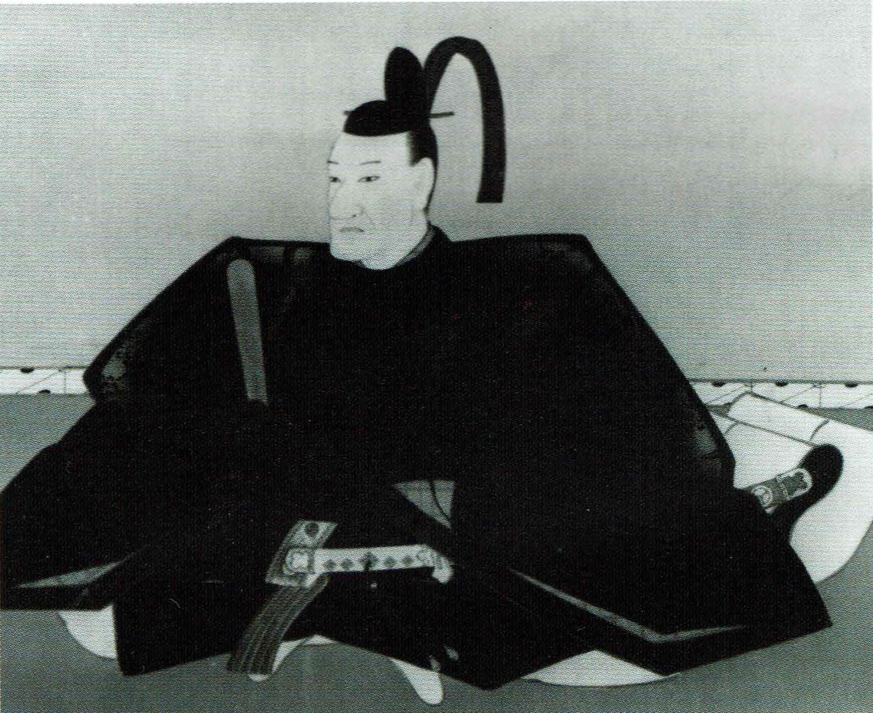 松平勝善(Wikipediaより2020.8.24ダウンロード)の画像。