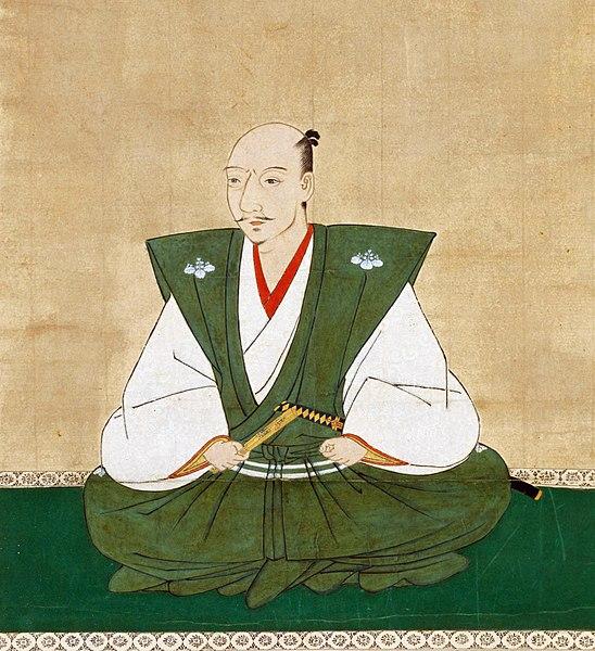 織田信長(Wikipediaより2020.8.17ダウンロード)の画像。