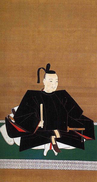 織田信雄(Wikipediaより2020.8.17ダウンロード)の画像。