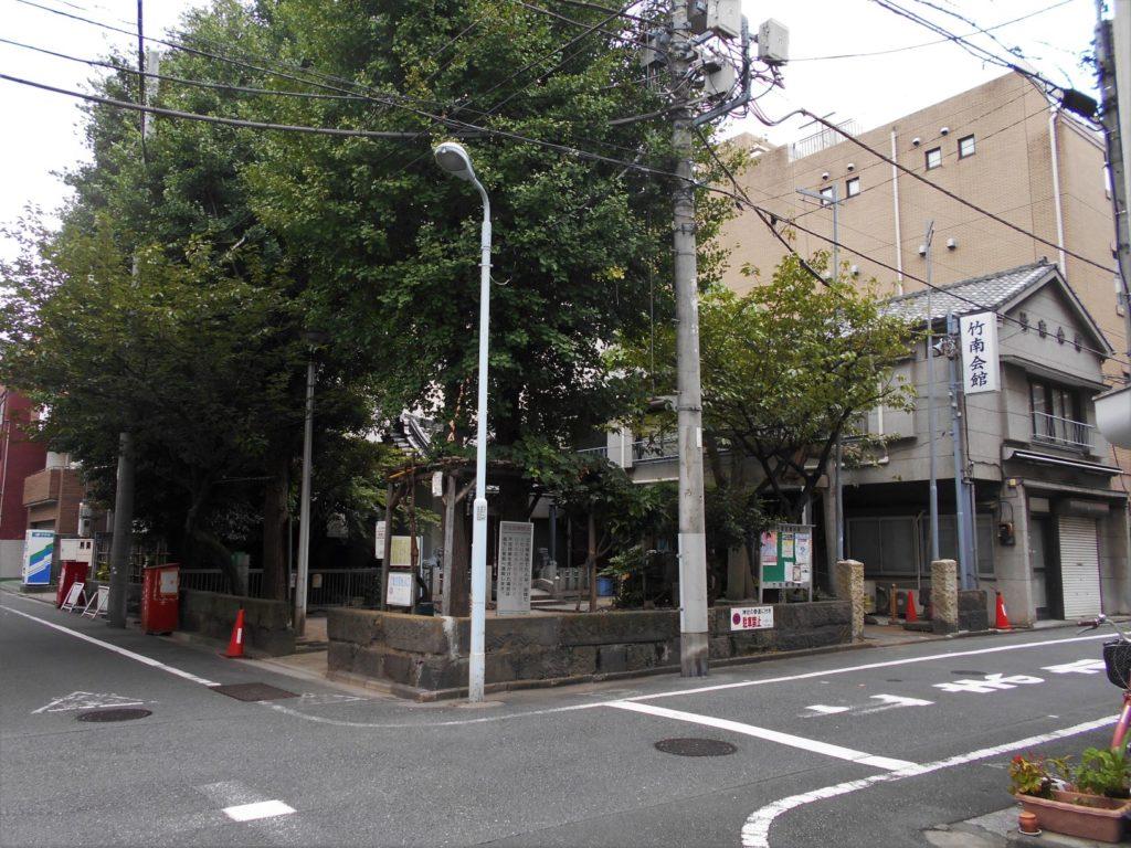 生駒神社の画像。
