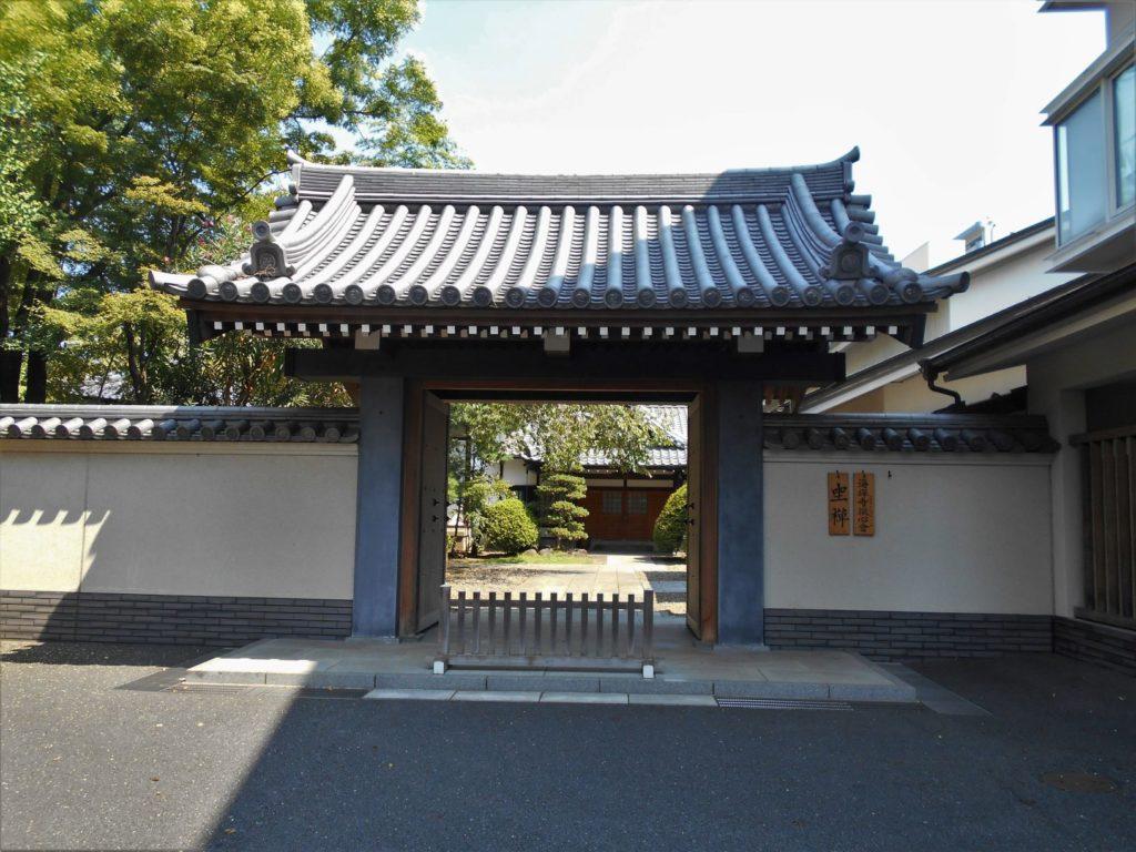 海禅寺の画像。