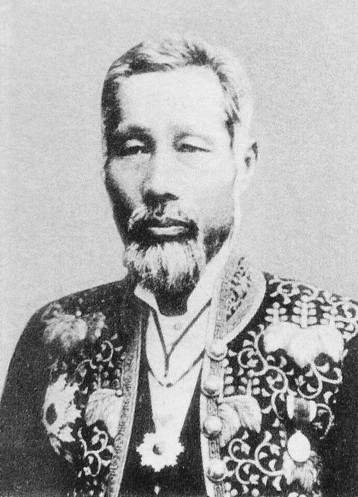 「津田真道」(Wikipediaより20210123ダウンロード)の画像。