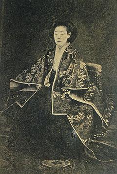 和宮親子内親王(Wikipediaより20210228ダウンロード)の画像。