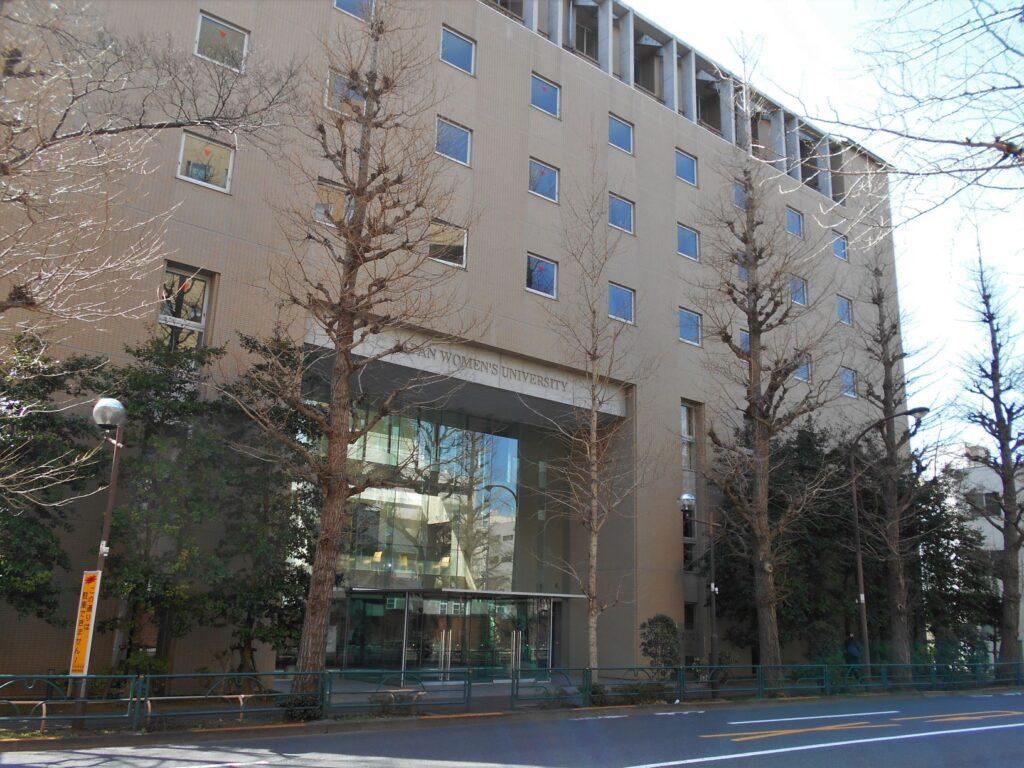 日本女子大学新泉山館の画像。