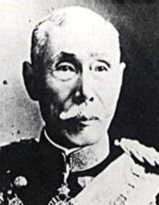 山県有朋(首相官邸ホームページより)の画像。