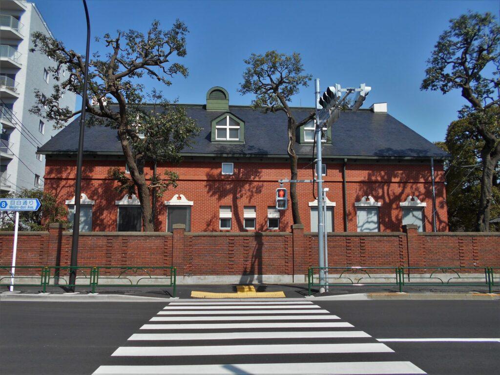 成瀬記念館の画像。