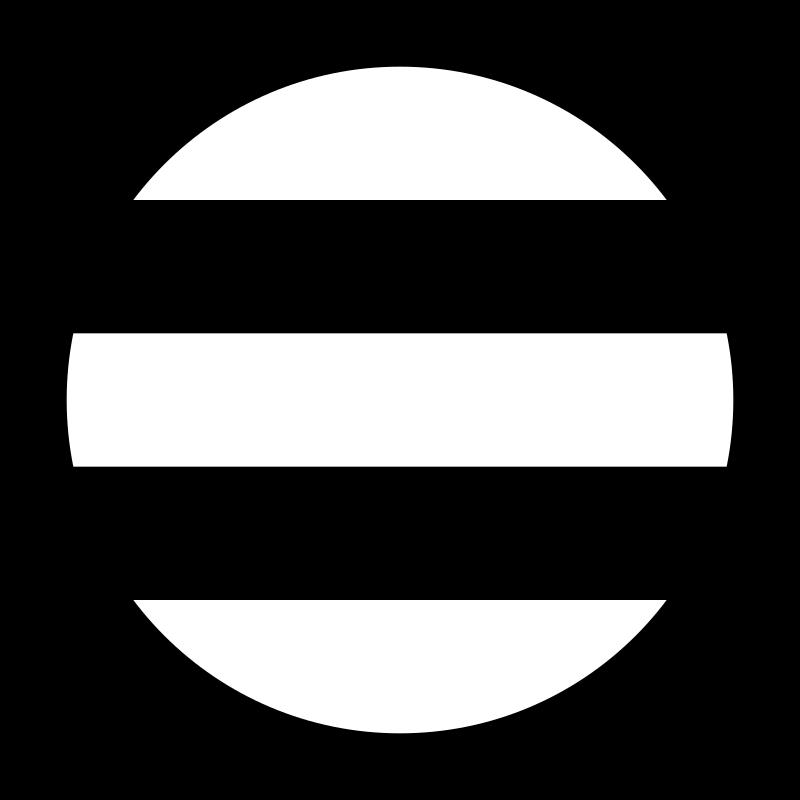 「丸に二引紋」(Wikipediaより20210526ダウンロード)の画像。