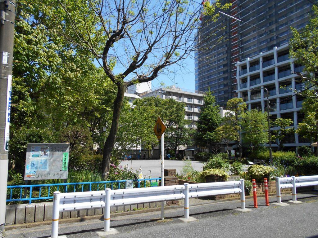 亀戸南公園の画像。