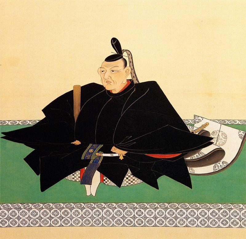 徳川吉宗像(Wikipediaより20210509ダウンロード)の画像。