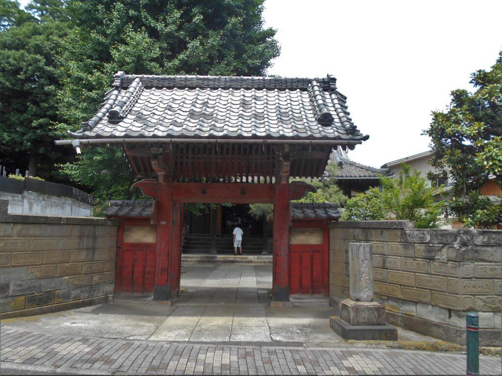 善光寺の画像。