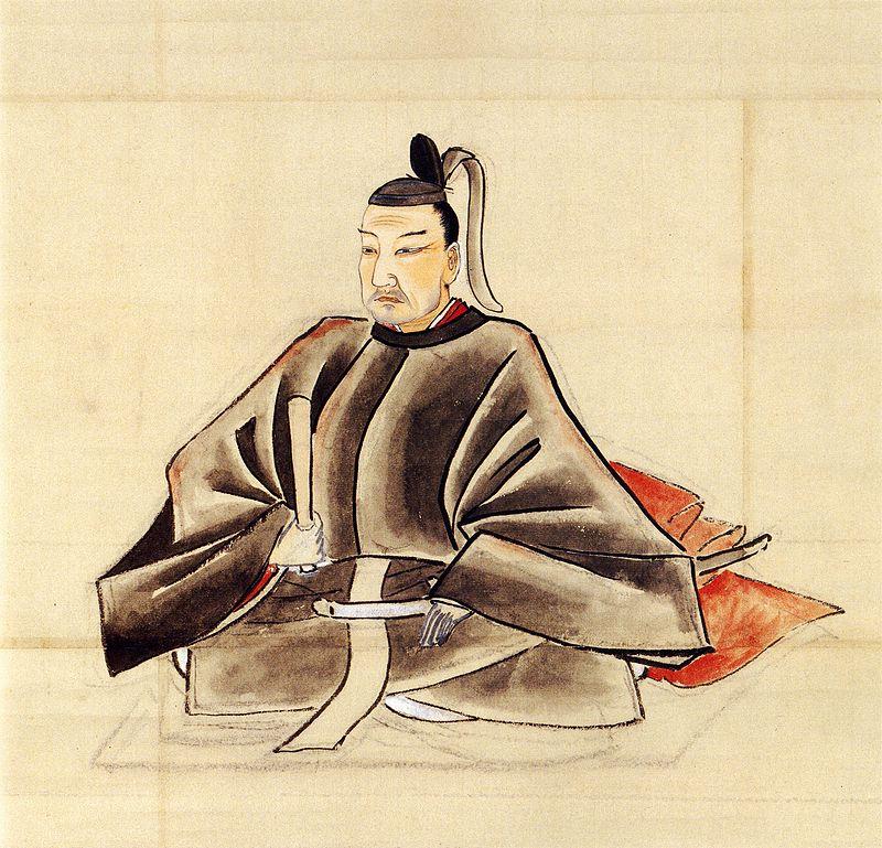 徳川家治像(Wikipediaより20210623ダウンロード)の画像。