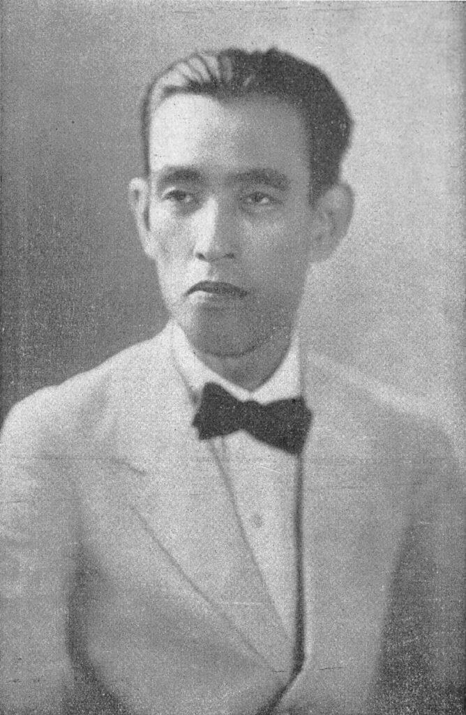 永井荷風(Wikipediaより20210602ダウンロード)の画像。