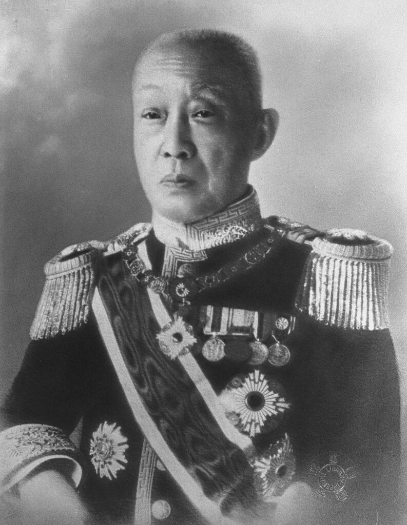西園寺公望(「近代日本人の肖像」国立国会図書館)の画像。