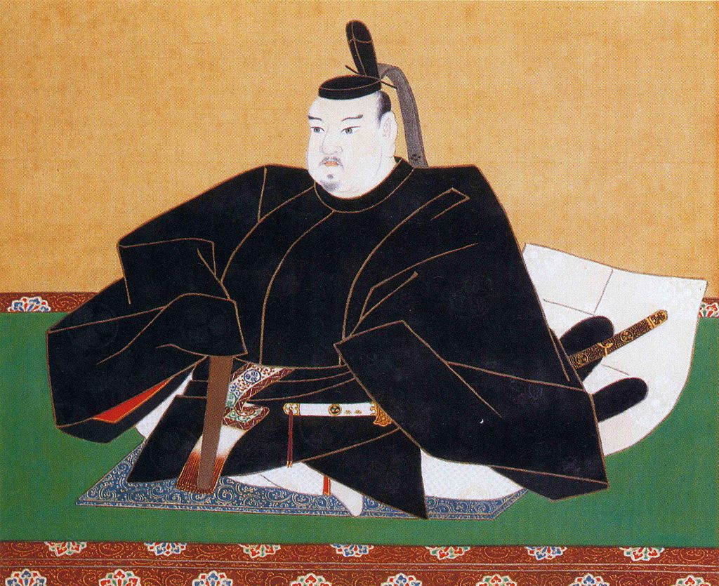 徳川家光像(Wikipediaより20210831ダウンロード)の画像。