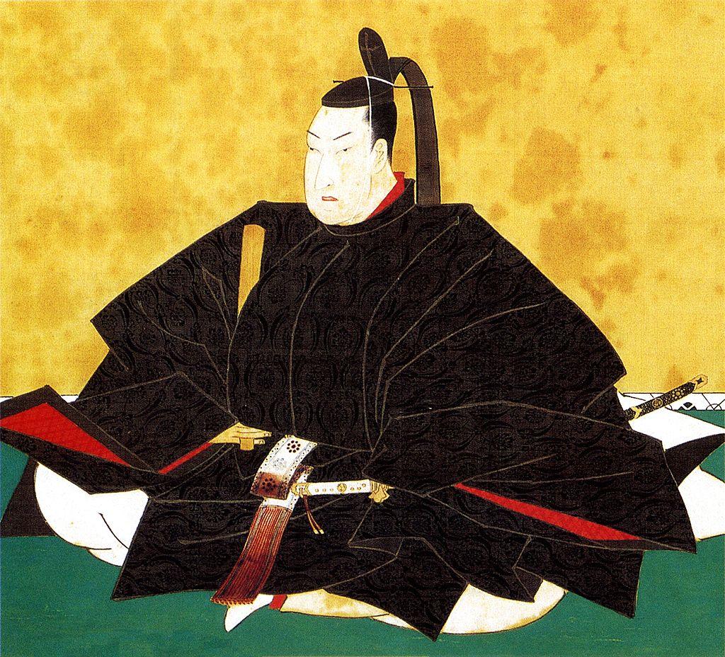 徳川綱吉像(Wikipediaより20210830ダウンロード)の画像。