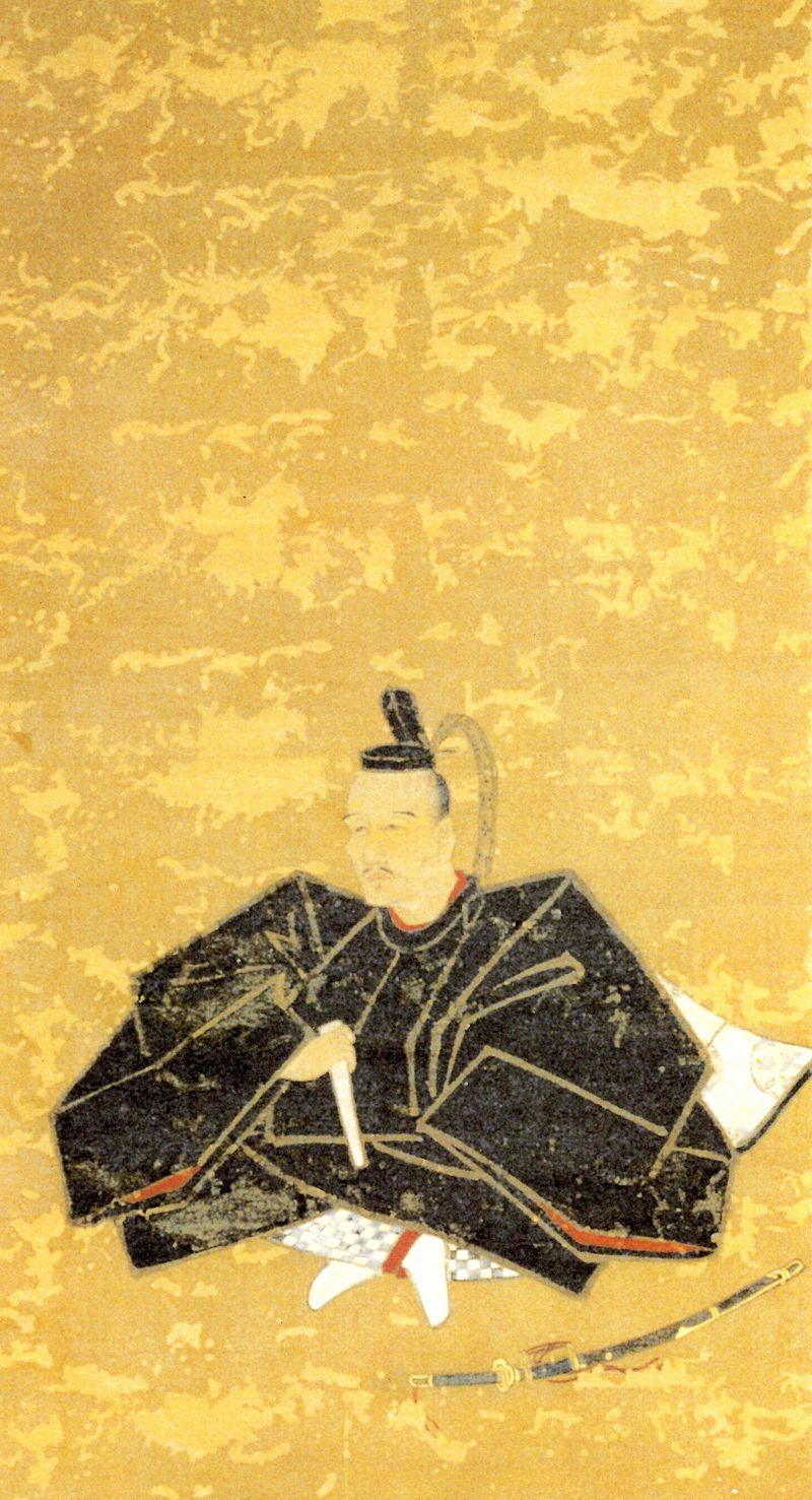 秋元泰朝の肖像(Wikipediaより20210831ダウンロード)の画像。